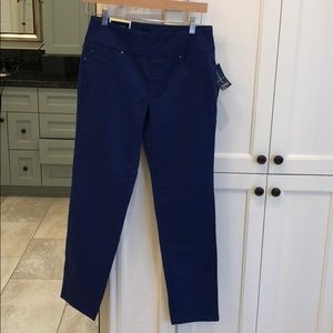 3bc90c64b7c Charter Club Pants - NWT Charter Club Pull On Slim Leg Jeans